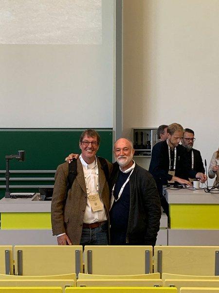 Steffen Entenmann & Eduardo Stern